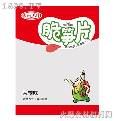 闽南美佳脆笋片(香辣味)