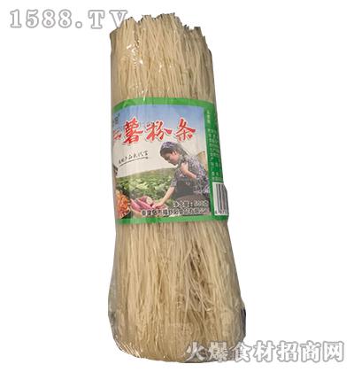福舒阳红薯粉条500g
