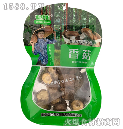 福舒阳香菇50g