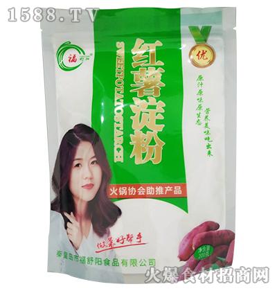 福舒阳红薯淀粉200g