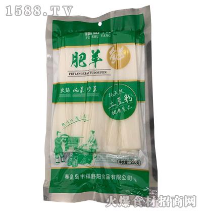 福舒阳土豆粉250g