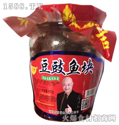 汇乐美豆豉鱼块410g