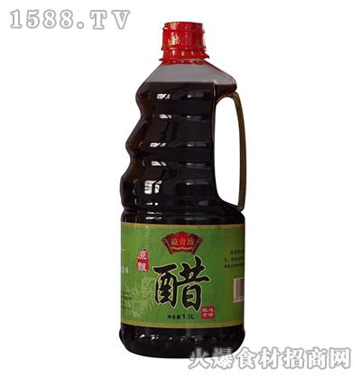 益青坊原酿醋1.3L