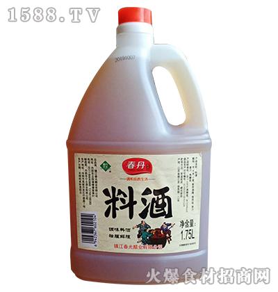 春丹料酒1.75L
