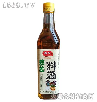 春丹葱姜料酒