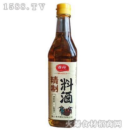 春丹精制料酒