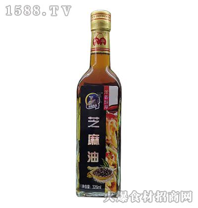 炊夫芝麻油326ml