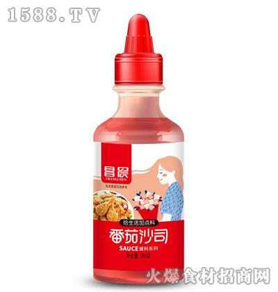 昌晨番茄沙司280克
