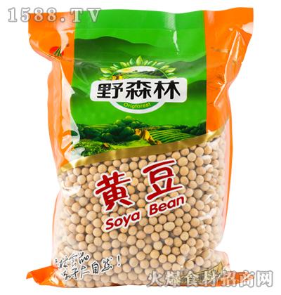 野森林黄豆1kg