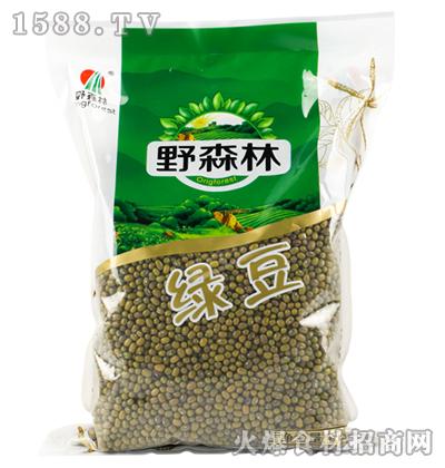 野森林绿豆1kg
