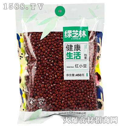 绿芝林红小豆450g
