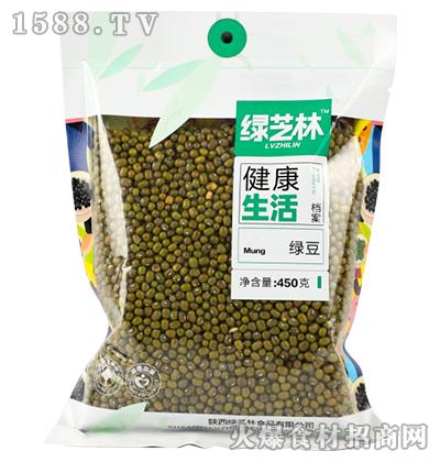 绿芝林绿豆450g
