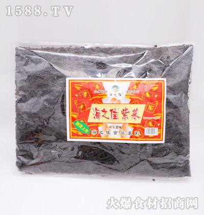 海之佳-头水紫菜80g