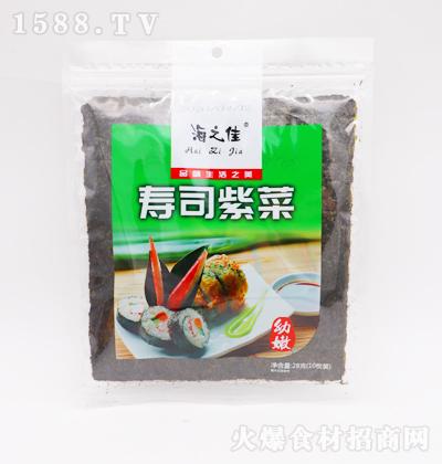 海之佳寿司紫菜28g