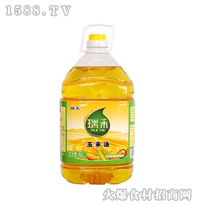 瑞禾玉米油5L