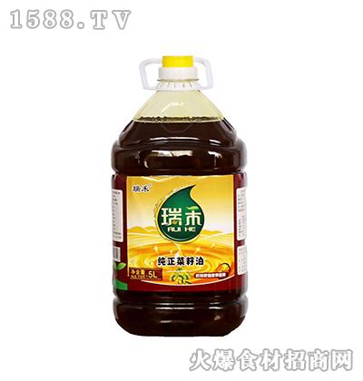 瑞禾纯正菜籽油5L