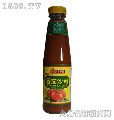 百年家良番茄沙司230g