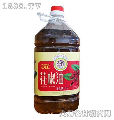皇许花椒油5L