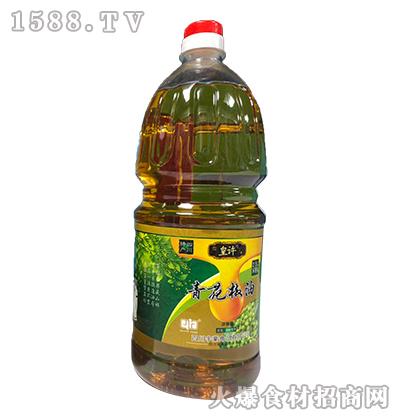 皇许青花椒油2.5L