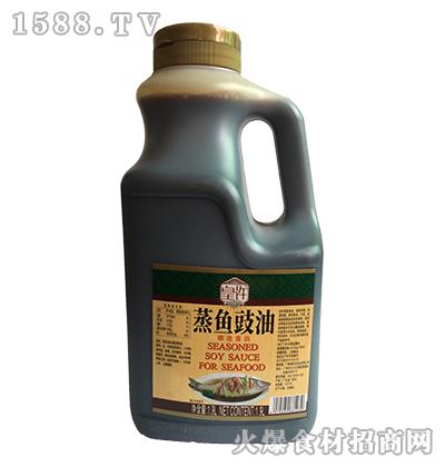 皇许蒸鱼豉油1.9L