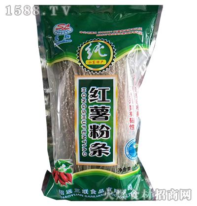 三联红薯粉条300g