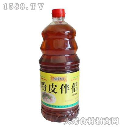 智博汤王粉皮伴侣液态调味料1.9L