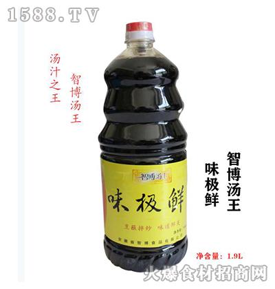 智博汤王味极鲜1.9L