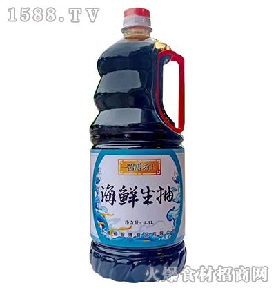 智博汤王海鲜生抽1.9L