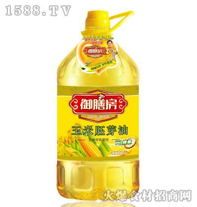 御膳房玉米胚芽油5L