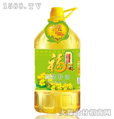 道道福纯香压榨菜籽油