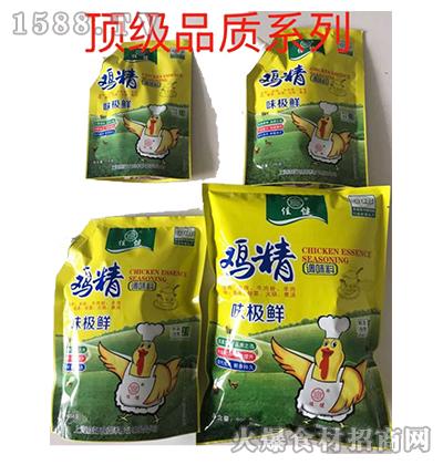 佳健鸡精调味料系列