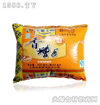 宝鼎天鱼香糟卤(300+60)ml