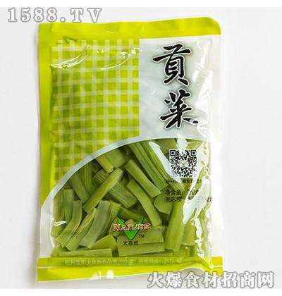 大自然贡菜250g