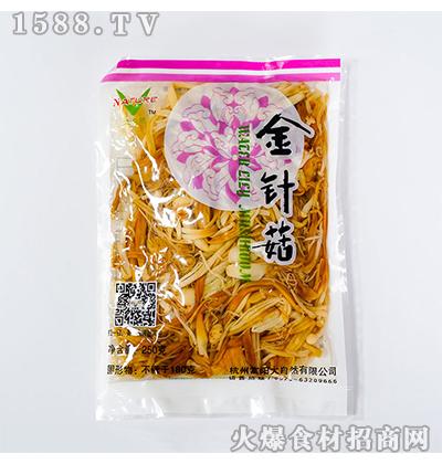 大自然金针菇250g