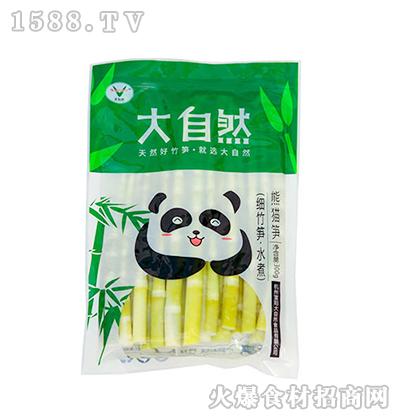 大自然熊猫笋300g