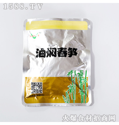 大自然油焖春笋100g