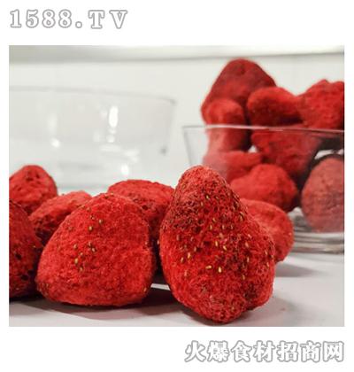 瑞方食品冻干草莓