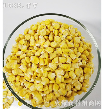 瑞方食品冻干甜玉米
