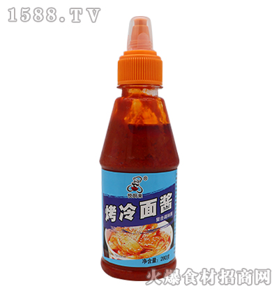 悦厨来烤冷面酱(280克)
