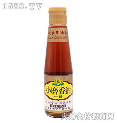 丰彩小磨香油(240ml)