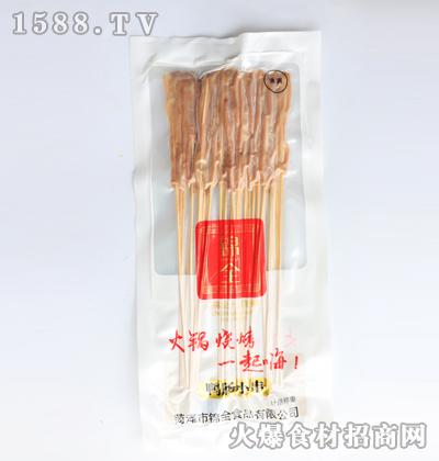锦全火锅烧烤鸭肠小串