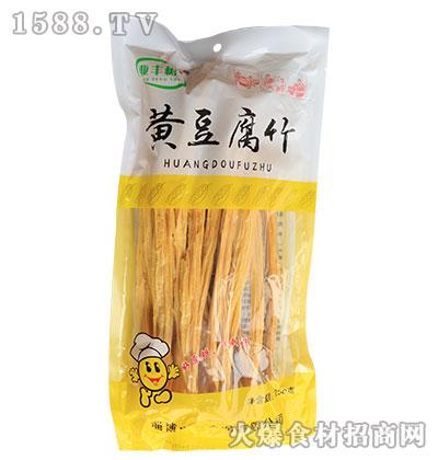 亚丰树黄豆腐竹250克
