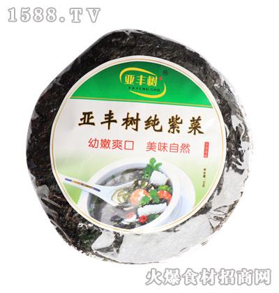 亚丰树纯紫菜30克