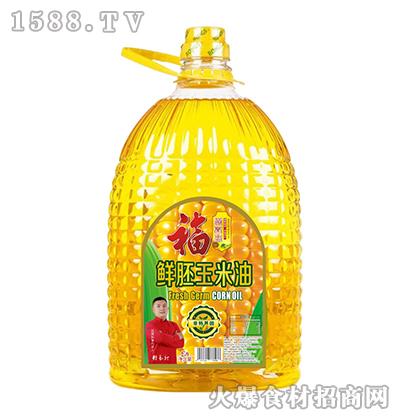 道莱香鲜胚玉米油【5升】