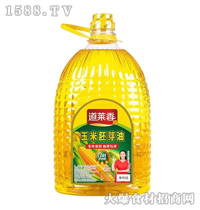 道莱香玉米胚芽油【5升】