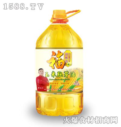 道莱香-玉米胚芽油【5升】