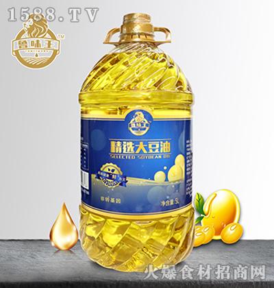 鲁味王精选大豆油【5L】