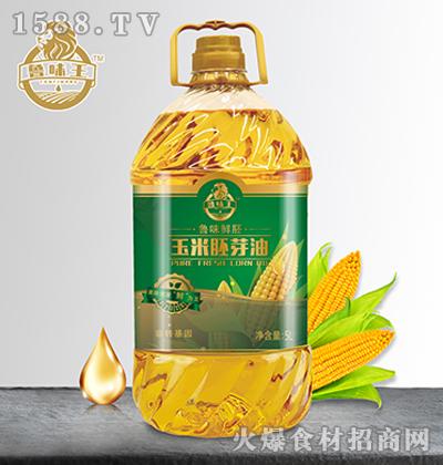 鲁味王鲁味鲜胚玉米胚芽油-【5L】