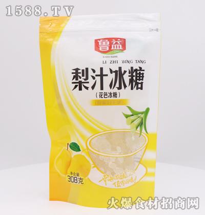 �益梨汁冰糖【308克】