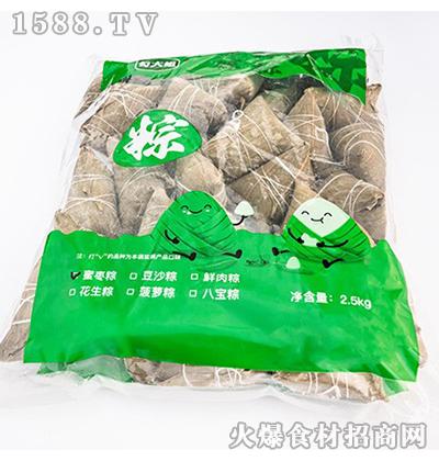 勾大姐粽子(蜜枣粽)2.5kg